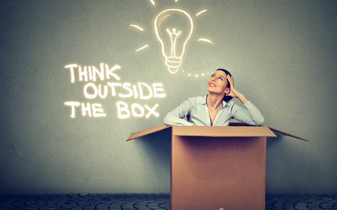 Take Time to Think Outside the Box: How Bank Marketers Can Move the Marketing Needle