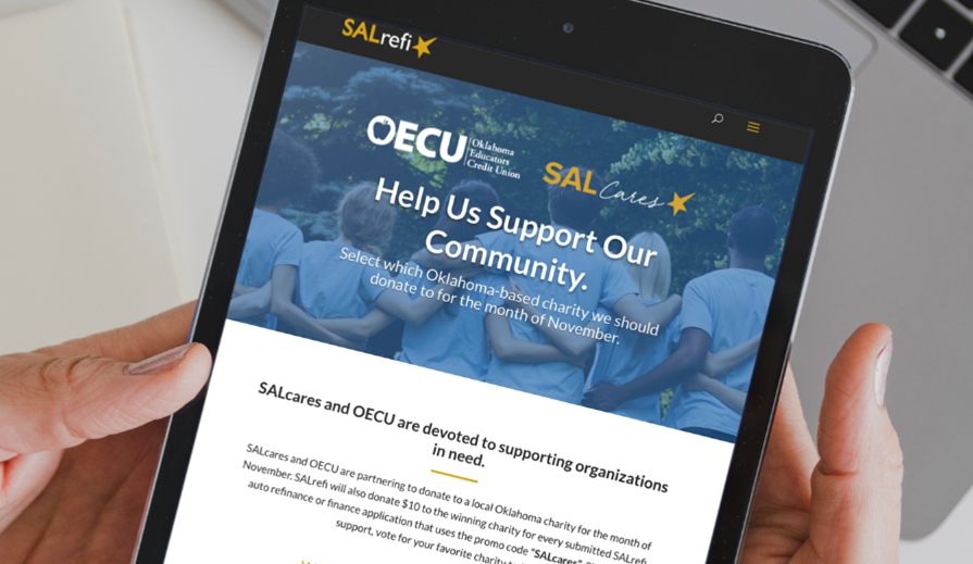 First SALcares Campaign with OECU