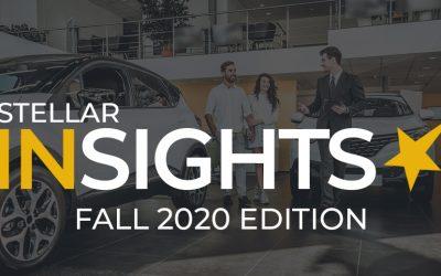 Stellar Insights Fall 2020 Intro
