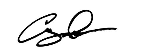 Craig Simmer's Signature