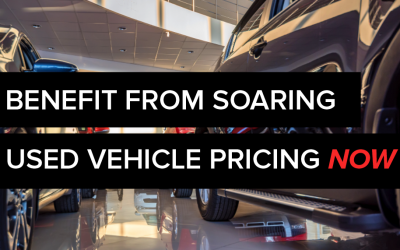 What Can Credit Unions Do NOW to Benefit from Soaring Used Vehicle Pricing?