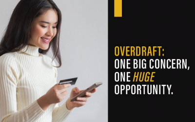Overdraft and Debit Card Interchange Fees: One Big Concern, One Giant Opportunity