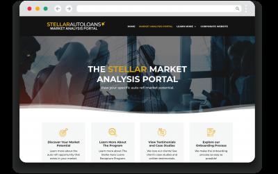 Introducing The Stellar Market Analysis Portal