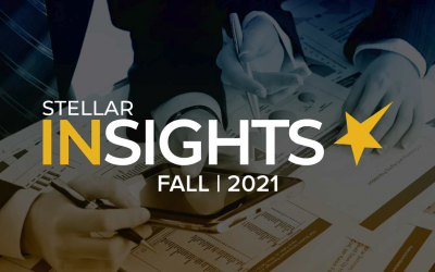 Welcome to the Fall 2021 Edition of Stellar Insights