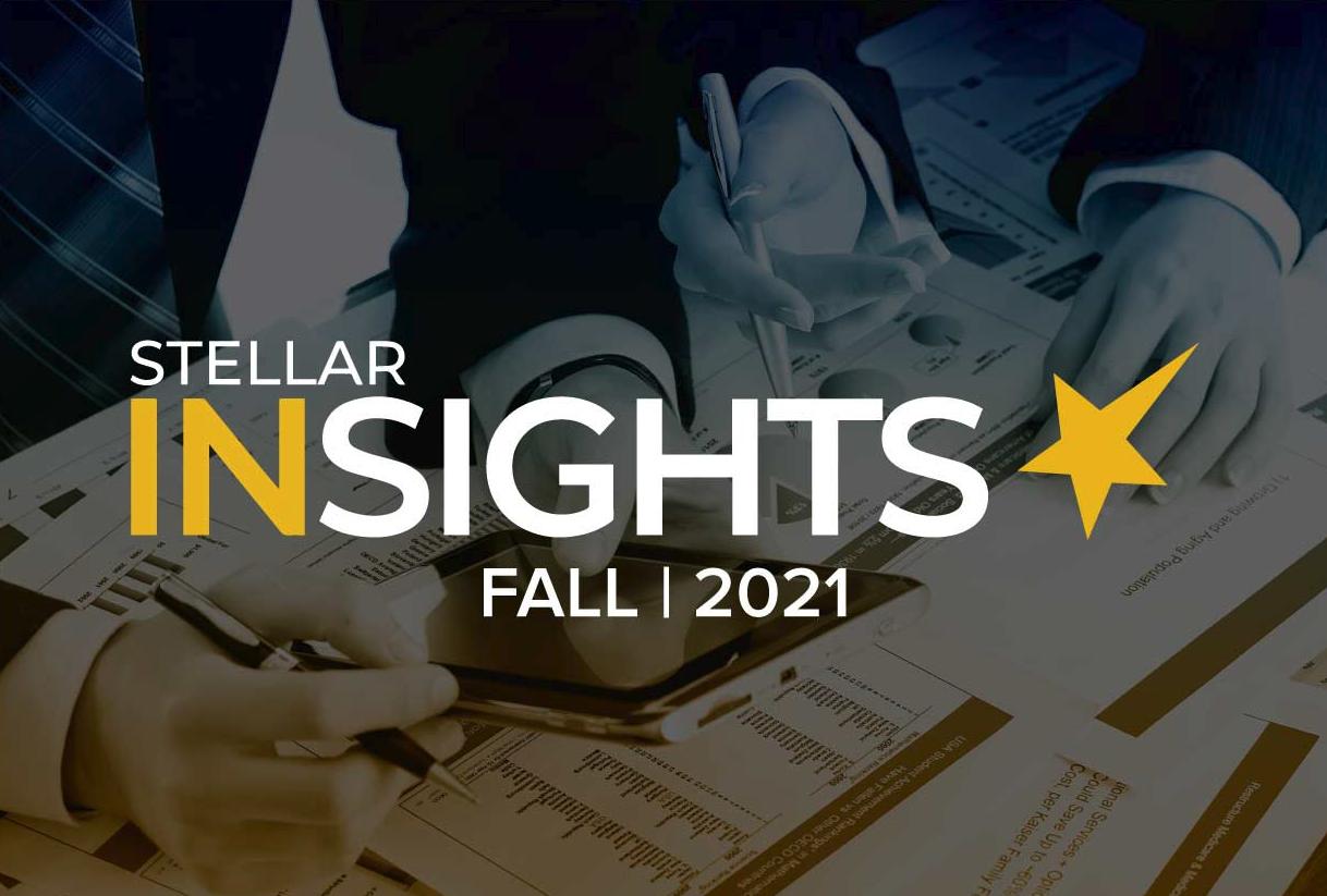 Fall Edition of Stellar Insights